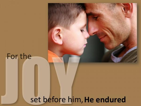 Joy-Hebrews 12:1-3